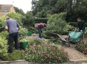 Bury Green Garden